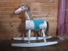 Лошадка-качалка для детишек