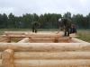 Венец за венцом строим новый дом