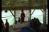 Субботник по благоустройству общего шатра 2013г
